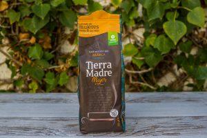 Café eco y comercio justo 100% Arabica Tierra Madre 250gr