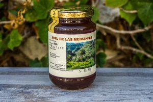 Miel «Las Medianias» de El Madroñal *No Certificado* 500gr