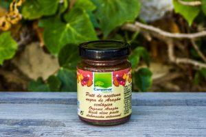 Paté de aceituna negra de Aragón 100gr