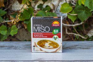 Sopa Instantánia Miso + Algas Biográ