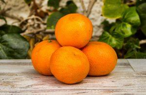 Mandarinas de El Madroñal