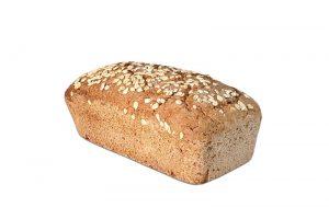 Pan de molde de centeno 1Kg Panadería Tarei