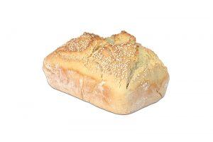 Pan de molde de sémola de trigo 1Kg Panadería Tarei