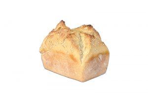 Pan de molde de sémola de trigo 500g Panadería Tarei